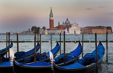 Gondola, Canals of Venice, Italy