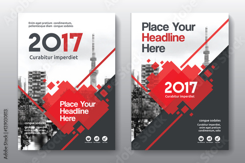 Red Book Cover Design : Quot red color scheme with city background business book cover
