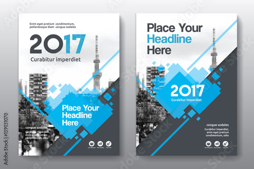 Blue Book Cover Background : Quot blue color scheme with city background business book