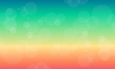 Abstract background colorful design style