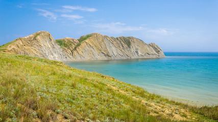 Coast of Black Sea, cape Chameleon