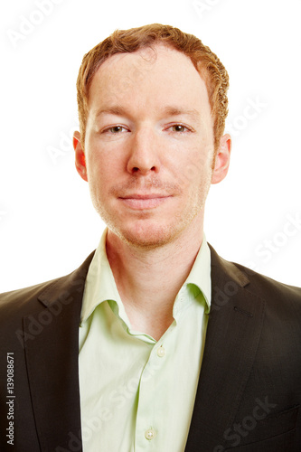 Bewerbungsfoto Von Business Mann Stockfotos Und Lizenzfreie Bilder