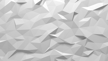 Polygon background texture Wall mural