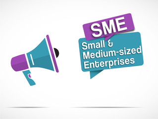 megaphone :  SME