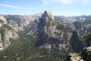 traumhafte Aussichten im Yosemite National Park