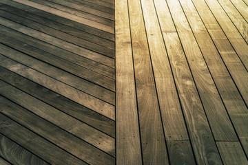 Brighton Beach - wooden texture