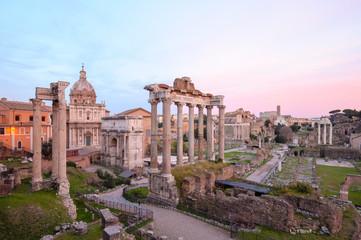 Roma Foro Romao Palatino