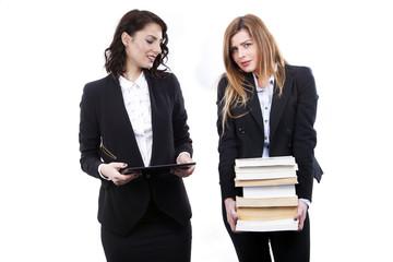 E-Book vs Books - E-book easy and heavy Books