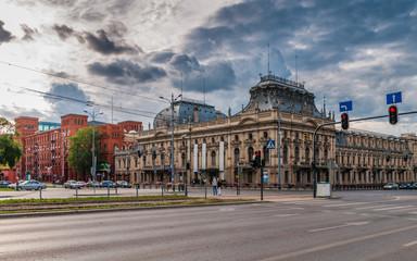 Palast Poznanski und Manufaktura in Łódź, Polen