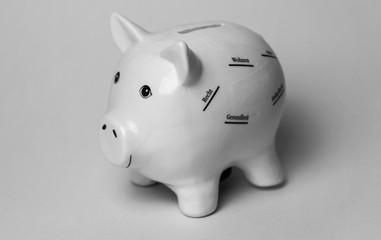 Sparen für die Zukunft