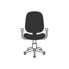 BW Icons - Office chair