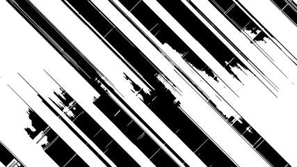 Black and White Vector Design Ten Fotoväggar
