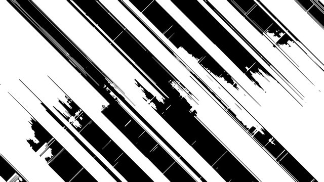 Black and White Vector Design Ten