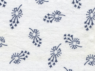 texture of cotton fabric for background.
