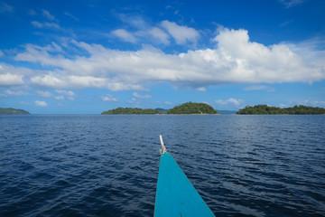 Island Hopping in Port Barton, Palawan