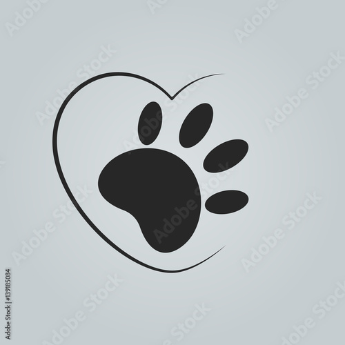 Animal Cruelty Free Logo Not Tested On Animals Symbol Stock Image
