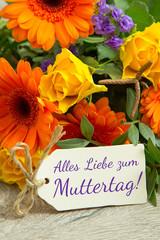 Blumen zum Muttertag