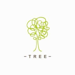Sign, symbol, tree.