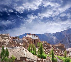 Lamayuru Monastery in Ladakh, North India