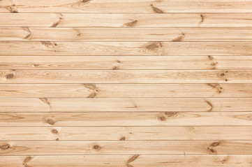 Wall Mural - Wood plank brown texture background