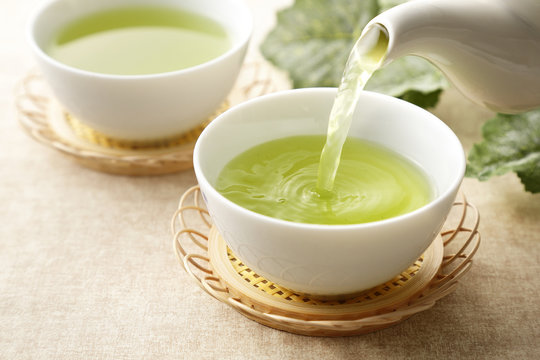 緑茶 Japanese green tea