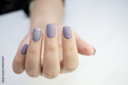 quotbeautiful hands with stylish manicure women have natural