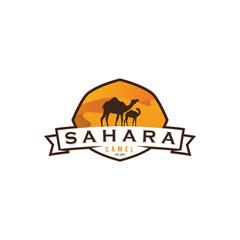camel logo vintage