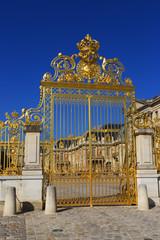 Gate, Versailles Palce, France