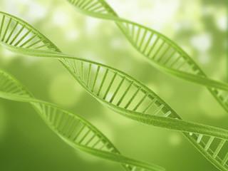 Deoxyribonucleic acid string Wall mural