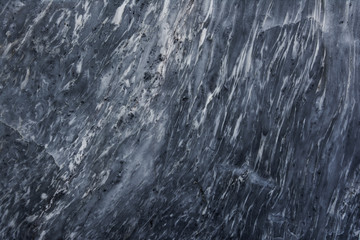 Wall Mural - Grey marble texture or abstract background.Gray marble texture.Black and white marble texture