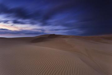 Sand Dune Dark Rise