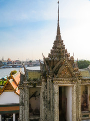 Wat Arun Temple or Temple of Dawn, Bangkok, Thailand