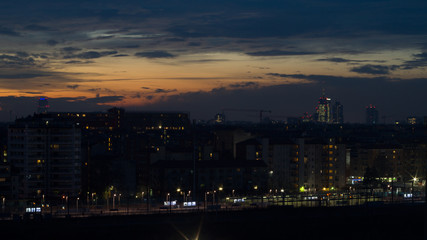 Milano landscape