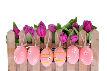 Fototapeta Kompozycja Wielkanocna obraz