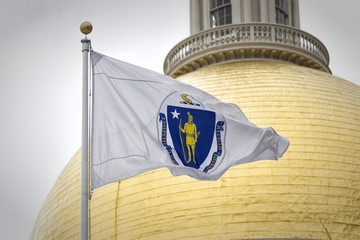 Massachusetts State House Dome