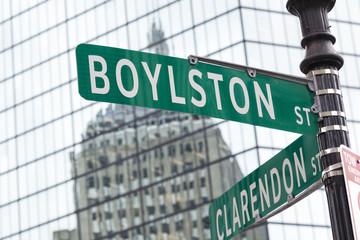 Boston's Streets Names