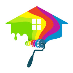 Painting home design business