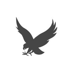 Eagle icon - Illustration