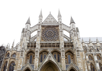 Westminster Abbey (Collegiate Church of St Peter at Westminster) - Gothic church in City of Westminster, London.