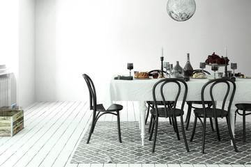 Kitchen Arrangement (concept)