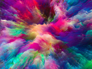 Processing Surreal Paint