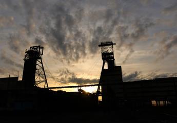 Stepova coal mine near city Chervonograd, Ukraine, March 2, 2017.