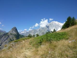 アルプス モンブラン フランス 山 les alpes