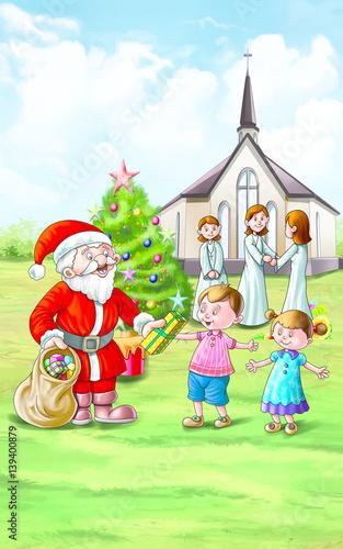 Christmas Day Celebration.Christmas Day Celebration Stock Photo And Royalty Free