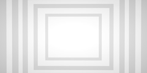 Grey squares on a white background, 3 d render
