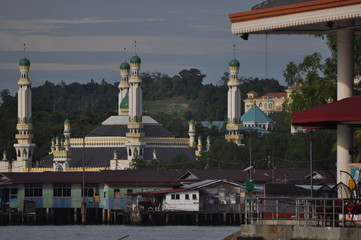 Brunei,  Sultan Palace