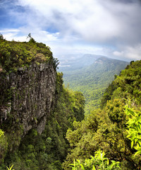 God's Window and the Blyde River Canyon