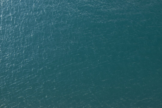 Water texture aerial image