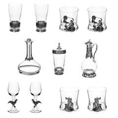 Glassware, jug, glass