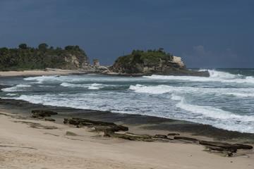 Beauty Beach Afternoon
